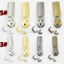 Free Shipping 50Set New Universal Instant Fix Zipper Repair Replacement Zip Slider Teeth Rescu 3#(China (Mainland))
