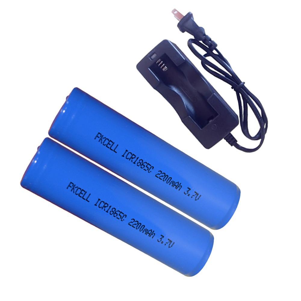 Best Vape Battery Charger 2pcs Mah 2200mah 3 7v Li Ion