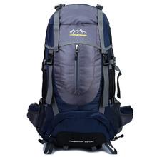 Nonstop Brand outdoor backpack Multifunction Travel Backpack Waterproof Camping Backpack Hiking backpack 60+5L Sports bag