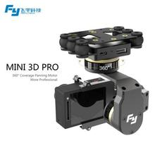 Feiyu FY Mini 3D 3 Axis Camera Brushless Gimbal for Gopro 4/3+/3 Cam RC Aircraft Helicopters Multicopter