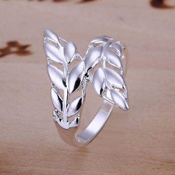 R119 Wholesale 925 silver ring, 925 silver fashion jewelry, Leather Ring Finger, Ring Factory price(China (Mainland))