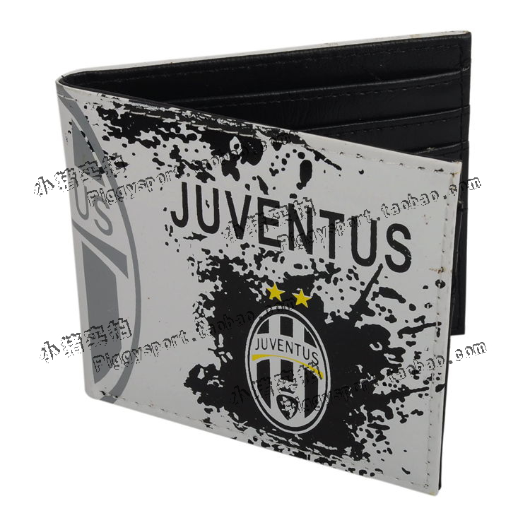 Juventus wallet juventus wallet football wallet fans souvenir supplies(China (Mainland))