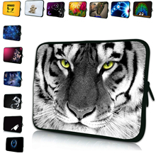 Buy Cool Tiger Neoprene Portable 17 15 14 13 12 10 7 inch Tablet Notebook Sleeve Bag Cover Cases Shockproof Laptop 13.3 11.6 Pouch for $8.97 in AliExpress store