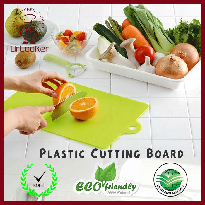 1 Pcs Plastic Cutting Board Food Slice Cut Chopping Block Kitchen Cooking Tools(China (Mainland))