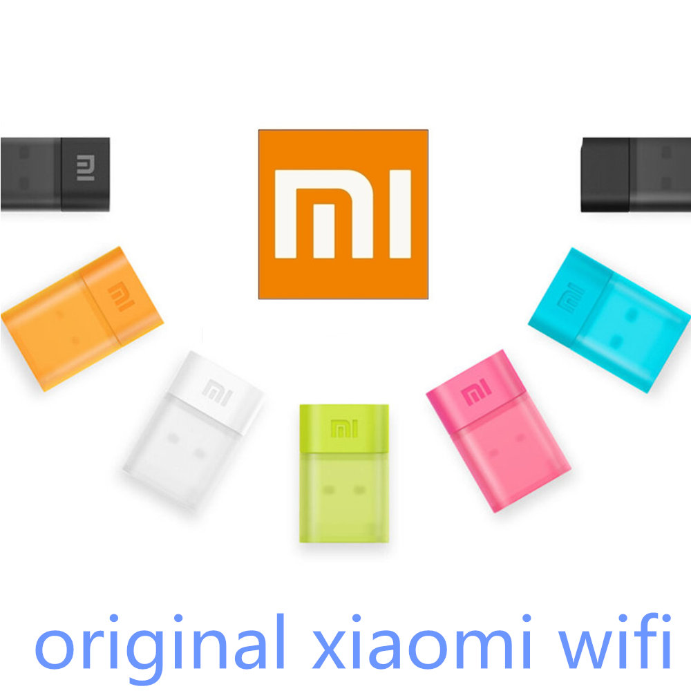 150Mbps 2.4GHz Original Xiaomi Portable mini USB Wifi Adapter Wireless Router Wi-Fi emitter Internet Adapter(China (Mainland))