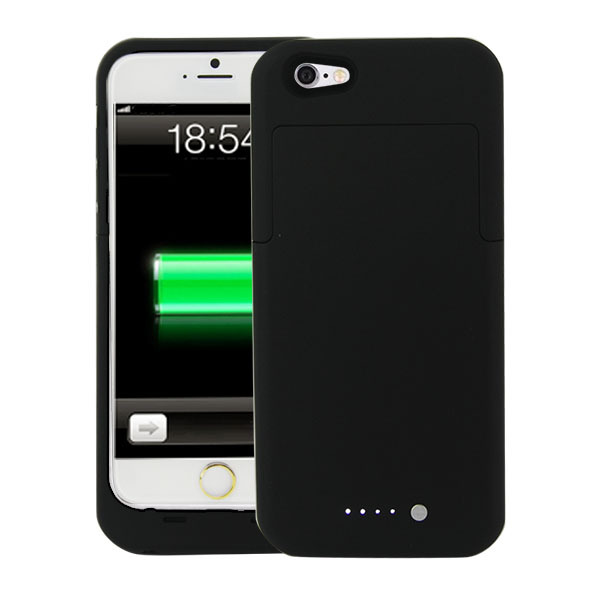 3800mAh Rechargeable Backup External Battery Charger Power Bank Pack Shockproof Protective Case Cover for Apple iPhone 6 4.7''(China (Mainland))