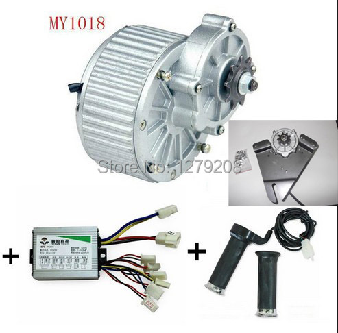 MY1018 450W 24V electric motors for bikes,electric bicycle kit , electric bike kit china(China (Mainland))