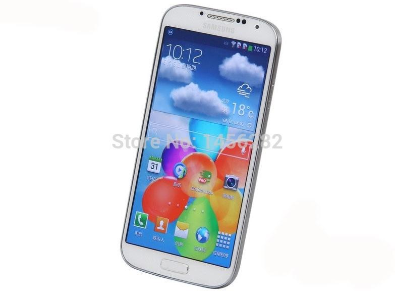Samsung Galaxy S4 i9500 S IIII SIIII 16G 3G Quad-core 13MP GPS, טלפון נייד WIFI פתוחה המקורי