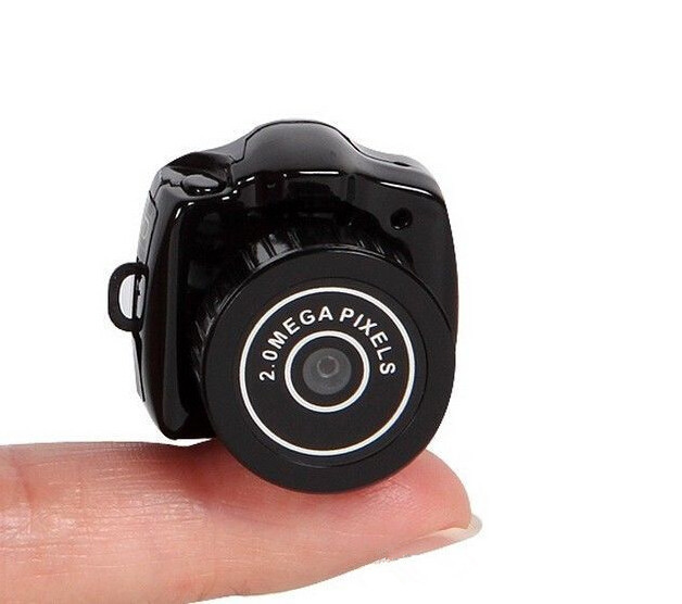 New Arrival Portable Smallest 720P HD Webcam Mini Camera Video Recorder Camcorder DV DVR Y3000, Free Shipping(China (Mainland))
