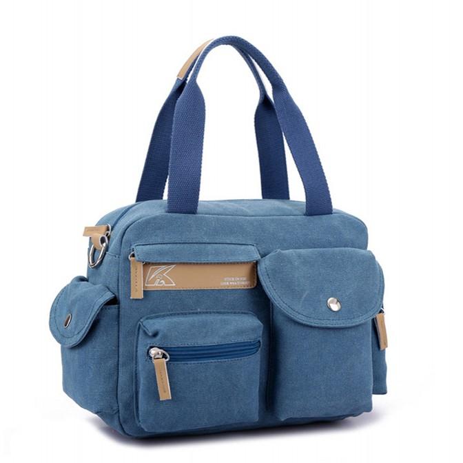2015 new shoulder bag Crossbody bags best canvas messenger bag for women handbag small(China (Mainland))