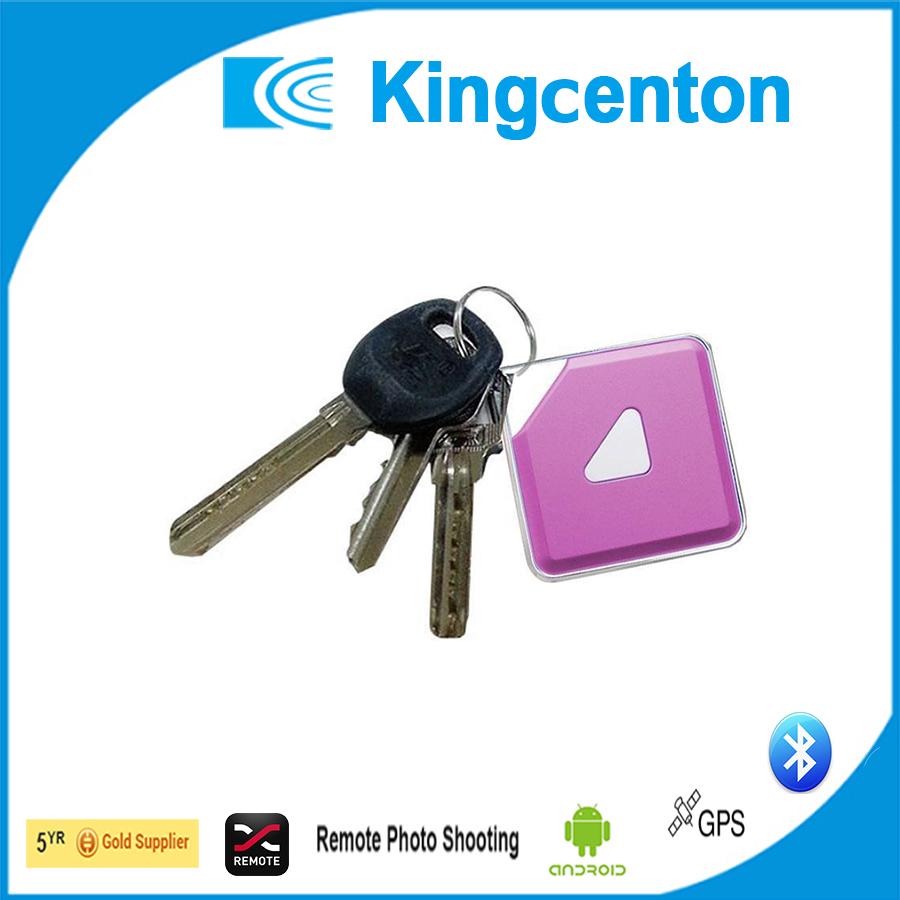 iTreasure 2015 bluetooth camera shutter,anti-theft chip,wallet anti-theft alarm trade assurance - Shenzhen Kingcenton Technology Co. ltd store