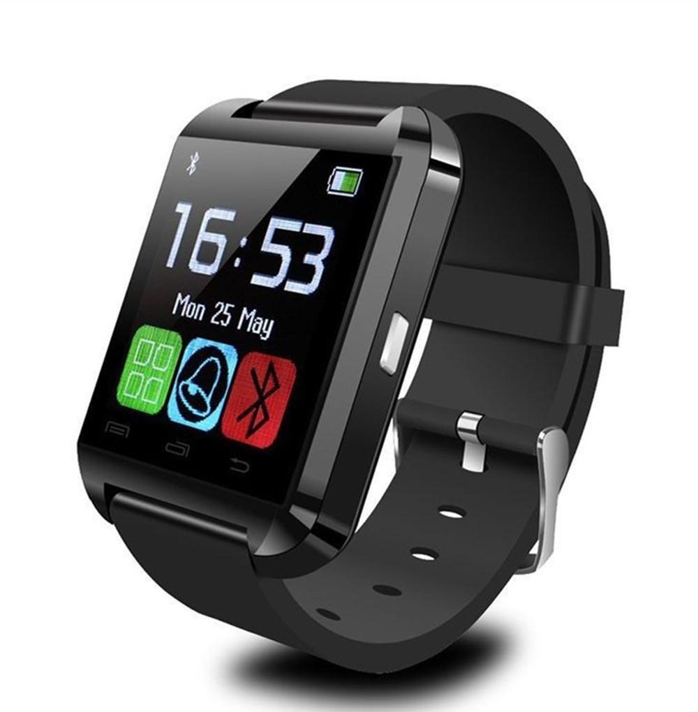Original Bluetooth Smartwatch U8 Smart Watch Touch Screen for Samsung S6 S5 Edge Note5 4 HTC