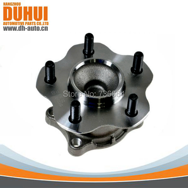 Rear wheel hub bearing fit for Nissan Altima 512201 432023Z010 432028J100(China (Mainland))
