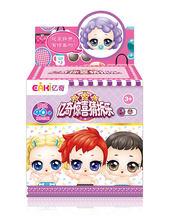Gerar novas Eaki original II Surpresa lol Boneca Crianças puzzles Toy Kids engraçado DIY brinquedo Boneca Princesa originais caixa de multi modelos(China)
