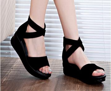New New Women Sandals 2016 Fashion Shoes Women Flat Sandals Summer Shoes