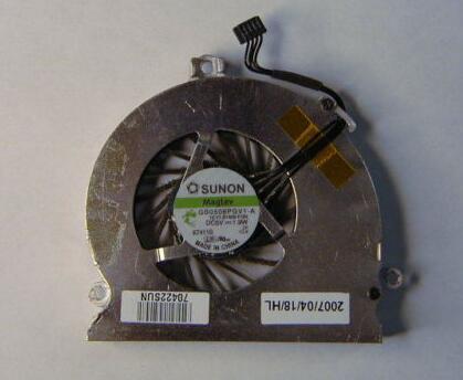 Laptop Cooler Fan for Apple Macbook 13 13.3 A1181 Late 2006 Mid 2007 Cooling Fan MA700 fit 945 Motherboard 922-7372 922-7887<br><br>Aliexpress