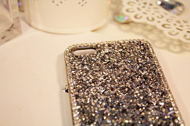 16 1pcs 4.7 inch Case For iphone6 case for iphone6 plus 5.5 inch Hot Fashion Luxury Diamond Flashing Cell Phone Cases Covers For apple iphone 6 case iphone 6 plus case accessories