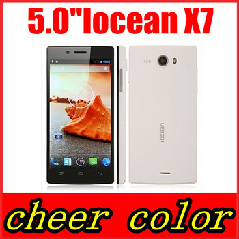 """New Iocean X7 Turbo X7S 2015 Octa core MTK6592 Cell phone 1GB RAM 8GB ROM 8MP 5"""" OGS 1280x720P 1.7GHz Android 4.2 OTG Dual SIM"""