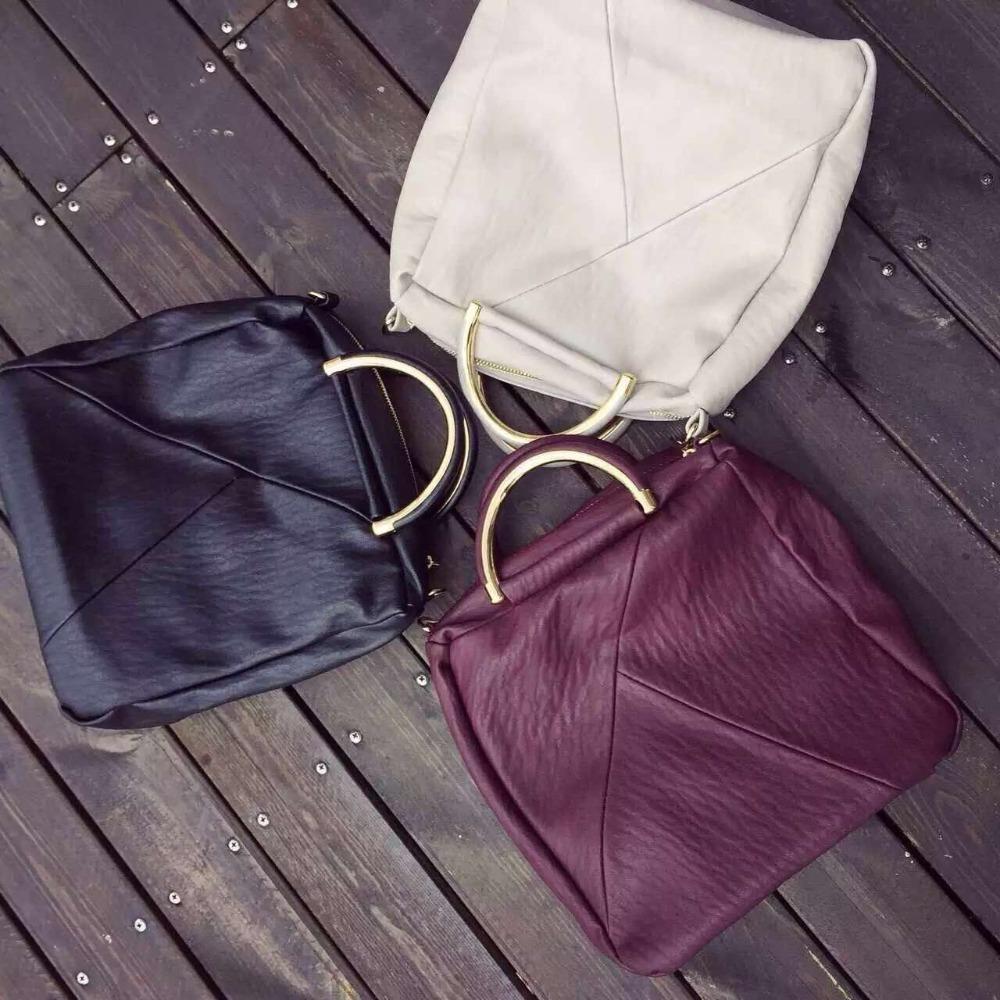 Woman Bags 2015 Bag Handbag Fashion Frame Handbags high quality Famous Brand Handbags Leather Bag Composite Bag BF-D-14(China (Mainland))