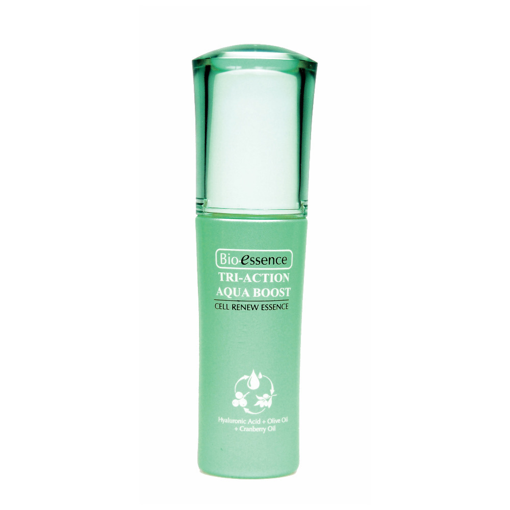 Bio-essence Tri-Action Aqua Boost Cell Renew Essence Face Moisturizing Cream 30ml(China (Mainland))