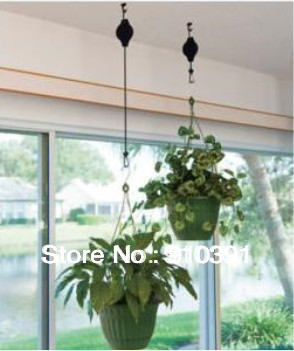 easy reach plant pulley instructions