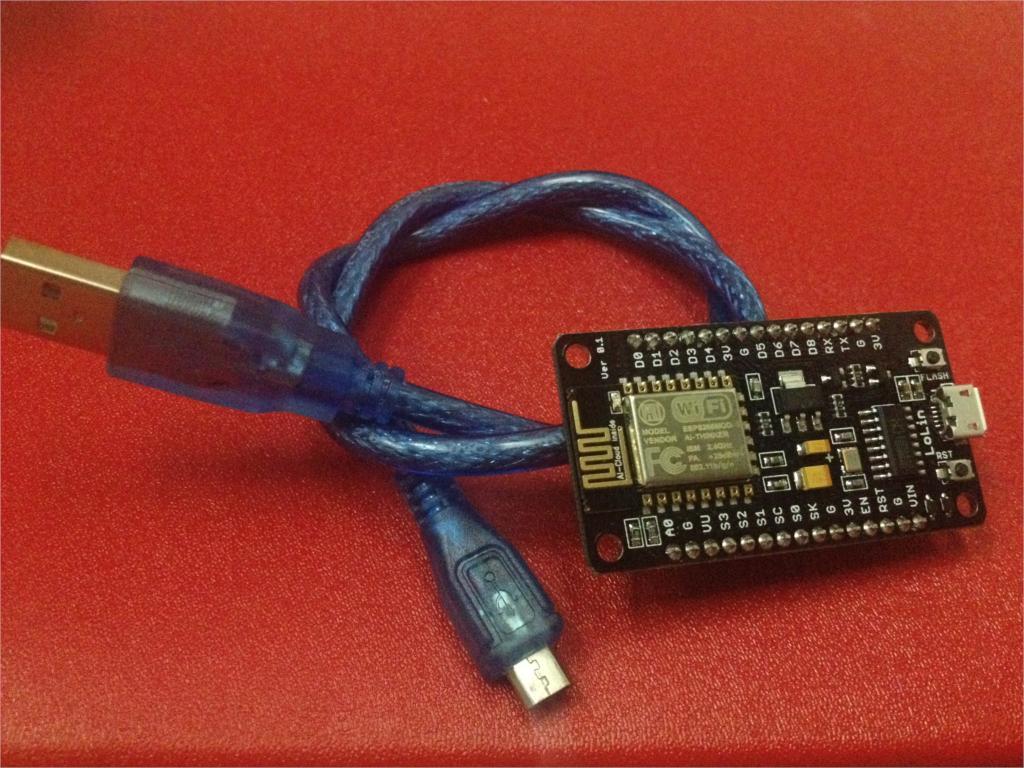 Интегральная микросхема USB NodeMcu Lua WIFI ESP8266 NodeMcu-usb