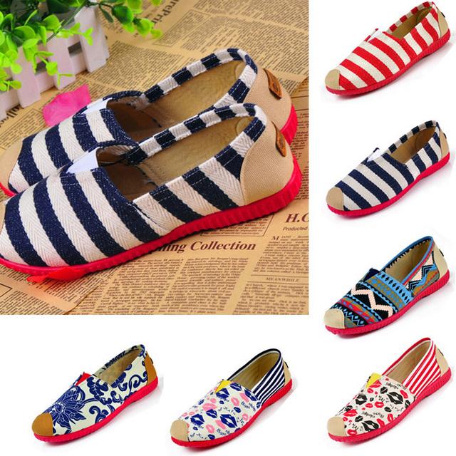 2015 новинка женщины красочные плоские туфли женские квартиры женщин высокое качество ленивый обувь весна лето обувь размер EU35-40WSH488
