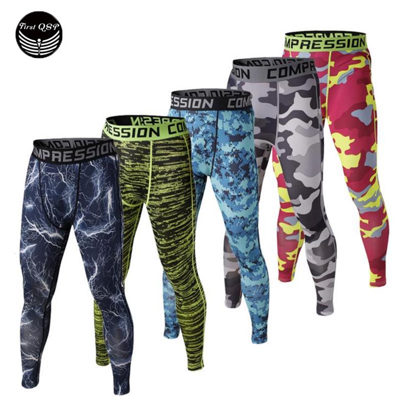 Mens Joggers 2016 Male Trousers Men Gym Pants Mallas Hombre Running Tights Jogging Compression Sweatpants Jogger Pantalones XXXL(China (Mainland))