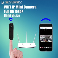 Buy Wifi IP Mini Camera Pocket 1080P 720P HD Pen Camera Wide Angle 140 Degree Voice Video Recorder P2P Mini DV DVR Camcorder Kamera for $51.99 in AliExpress store