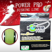 2015 POWER PR0 Brand Super Strong Japanese 135m Multifilament PE Material 8 Braided Fishing Line 6 8 10 20 30 40 50 60LB(China (Mainland))