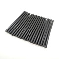 Gun Adhesive DIY Tools Alloy Accessories Repair 20 pcs lot 130mm Black Hot Melt Glue Sticks