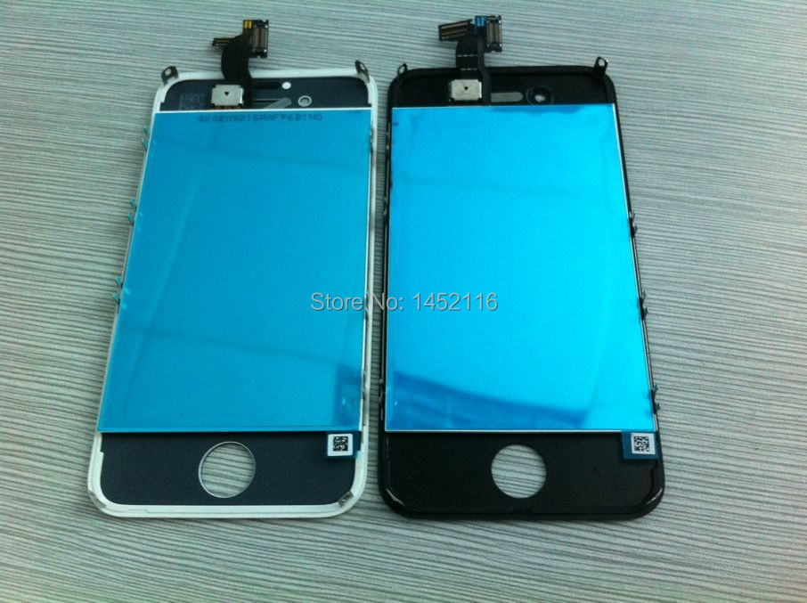 High Quality LCD for 4s 4G with touch digitizer Electric Capacity LCD Screen(China (Mainland))