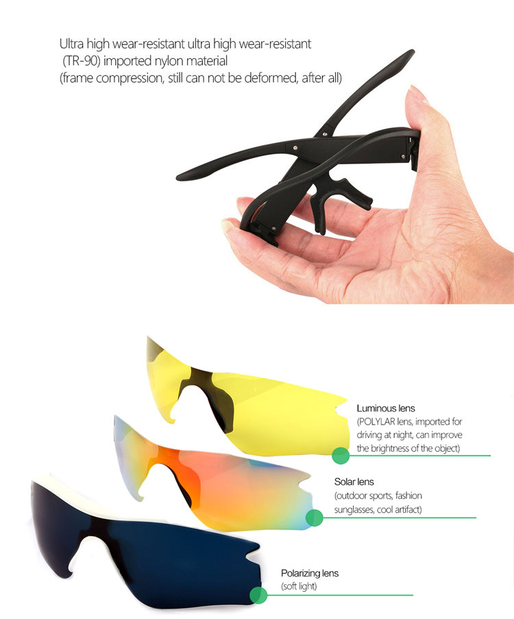 MLLSE Polarized Sunglasses Headphones Bluetooth Headphone/Headset Outdoor Glasses Stereo Bluetooth Earphone for Samsung Xiaomi