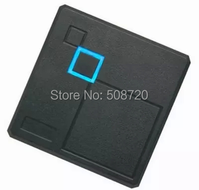 125KHZ Waterproof WG26 RFID ID Reader For Access Control<br><br>Aliexpress