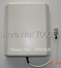 800-2500mhz GSM indoor panel antenna for 3G DCS CDMA cell phone signal repeater/booster indoor antenna