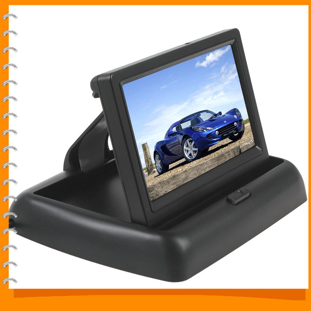 Автомобильный монитор 4,3/tft LCD