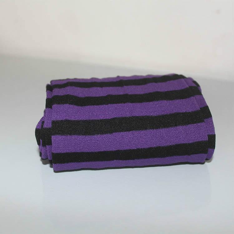 Fashion Free Shipping 2PCS  Girls Colourful Stripes Pantyhose Zebra Tights Nylon and Polyester Classic Stripes Legwear For Women