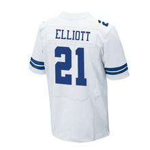 Men's 21 Ezekiel Elliott Jerseys 4 Dak Prescott Jersey 88 Dez Bryant 22 Emmitt Smith 82 Jason Witte 9 Tony romo Thanksgiving blu(China (Mainland))