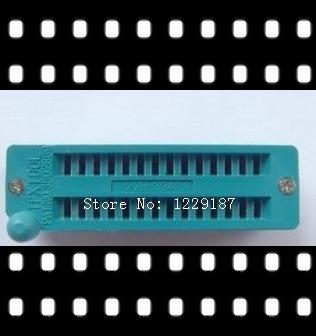 New original 50pcs, Universal 28 Pin ZIF Test DIP IC(China (Mainland))