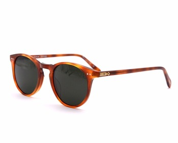 HOT! new factory Sells Directly Can be customized oliver peoples 5256 Sir O 'malley polarized sunglasses Vintage designer brand