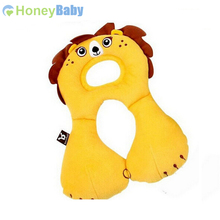 (0-12 months )Israel benbat Baby Neck Pillow U-shaped travel pillow car seat cushion