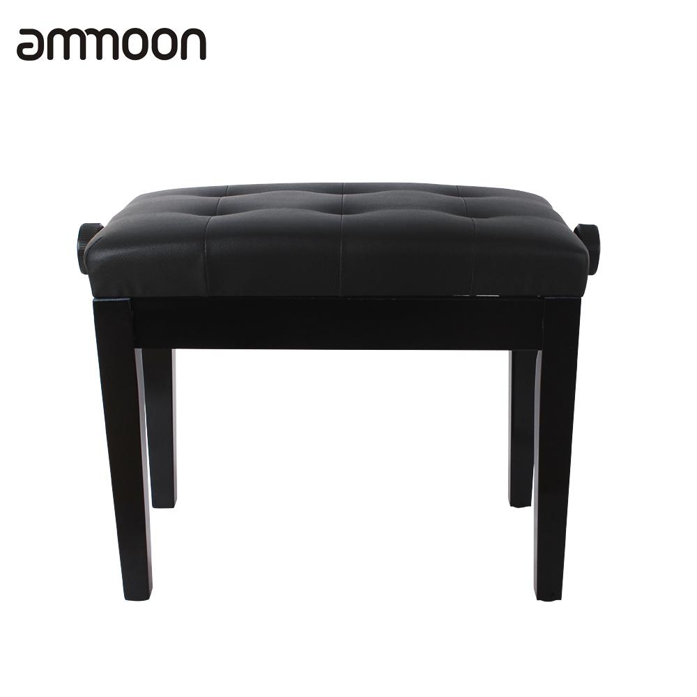 Popular piano stool adjustable buy cheap piano stool adjustable lots from china piano stool Piano bench height