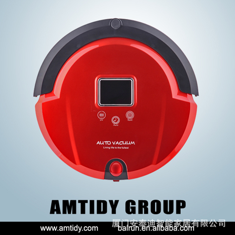 Household vacuum cleaners wireless intelligent robot vacuum cleaners sweep the floor cleaning robot(China (Mainland))