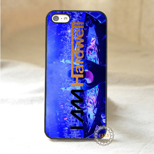 I AM Hardwell DJ Electro Music Producer Tomorrowland fashion mobile phone case cover for iphone 4 4s 5 5s 5c 6 6 plus H1683(China (Mainland))