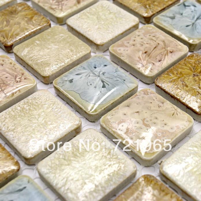 PCMT106 Porcelain Tiles Bathroom Porcelain Floor Tiles In Mosaics