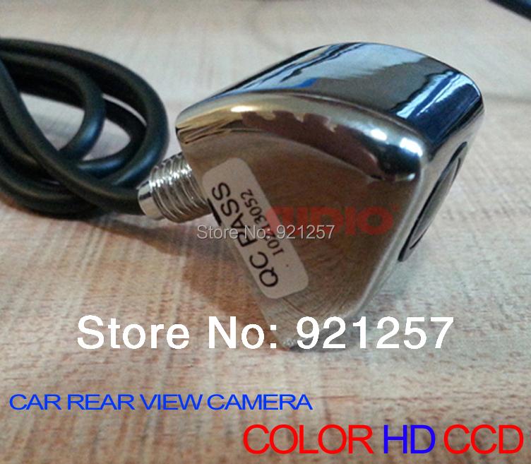CCD HD universal Car rear view camera car parking backup camera reversing camera color night vision waterproof k2(China (Mainland))