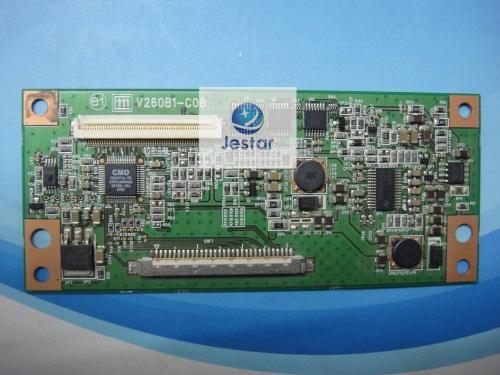 Гаджет  LCD Board V260B1-C03 Logic board V260B1-C04 V260B1-L01 V260B1-L03 V260B1-L04 T-CON FOR CHIMEI LCD SCREEN None Электронные компоненты и материалы