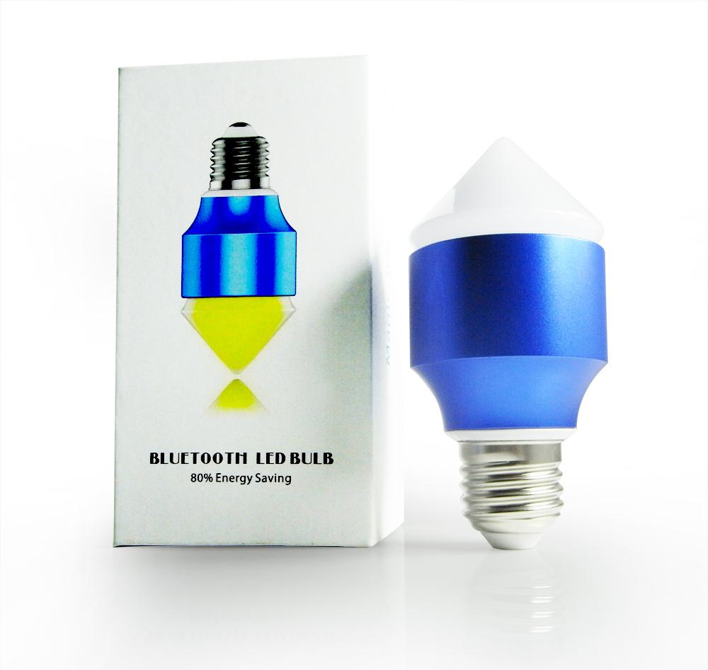 energy saving led lamp zigbee wifi bluetooth led bulb light intelligent home lighting for 2015(China (Mainland))