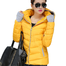 Hot Sell Winter Women Fashion Parkas Ladies Warm Solid Slim Casual Coat Clothes Female Full Sleeve Brand High Quality Jacket New