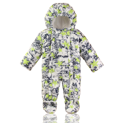 Clearance Outdoor wear Kids ski suit children down rompers with genuine fur hood warm boys girls winter jumpsuits for(China (Mainland))